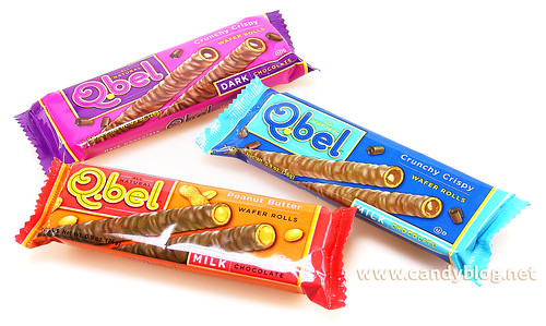 Q-Bel Wafer Rolls