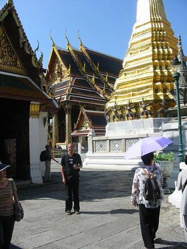 tussen de vele tempels