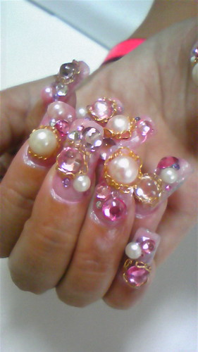 ★Princess nails★ by Pinky Anela.