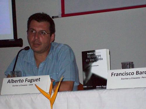 Alberto Fuguet en Iquitos 3