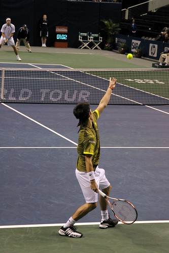 SAP Open 2009 - Kei Nishikori