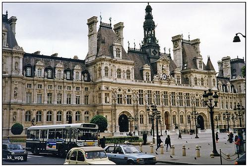 HOTEL DE VILLE (1991), Paris, France