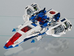 SPIII? Valiant (Uspez) Tags: lego rover spacedog starfighter spacepolice speculativespacepoliceiii spaceposer