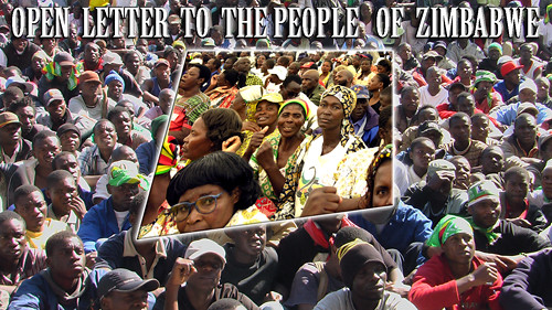 Zimbabwe: Sign the open letter