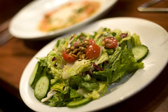 Mixed Green Salad with Pumpkin Seeds-Seasons 52