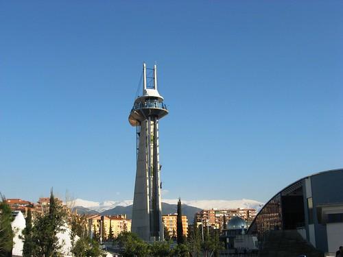 Parque de las Ciencias Granada.