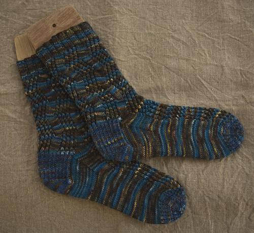 Sock #36 (52 Sock Challenge)