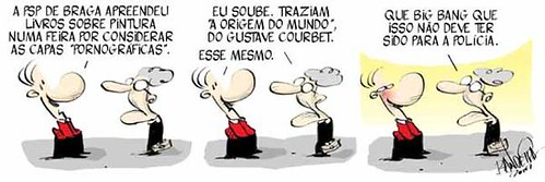 Cartoon DN do Caso Coubert
