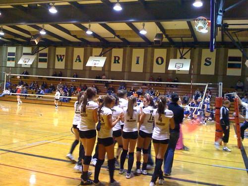 Volleyball in Edmonds