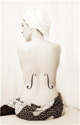 Le violon imparfait