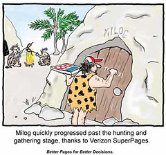 "Verizon - caveman cartoon • <a style=""font-size:0.8em;"" href=""http://www.flickr.com/photos/36221196@N08/3339373347/"" target=""_blank"">View on Flickr</a>"