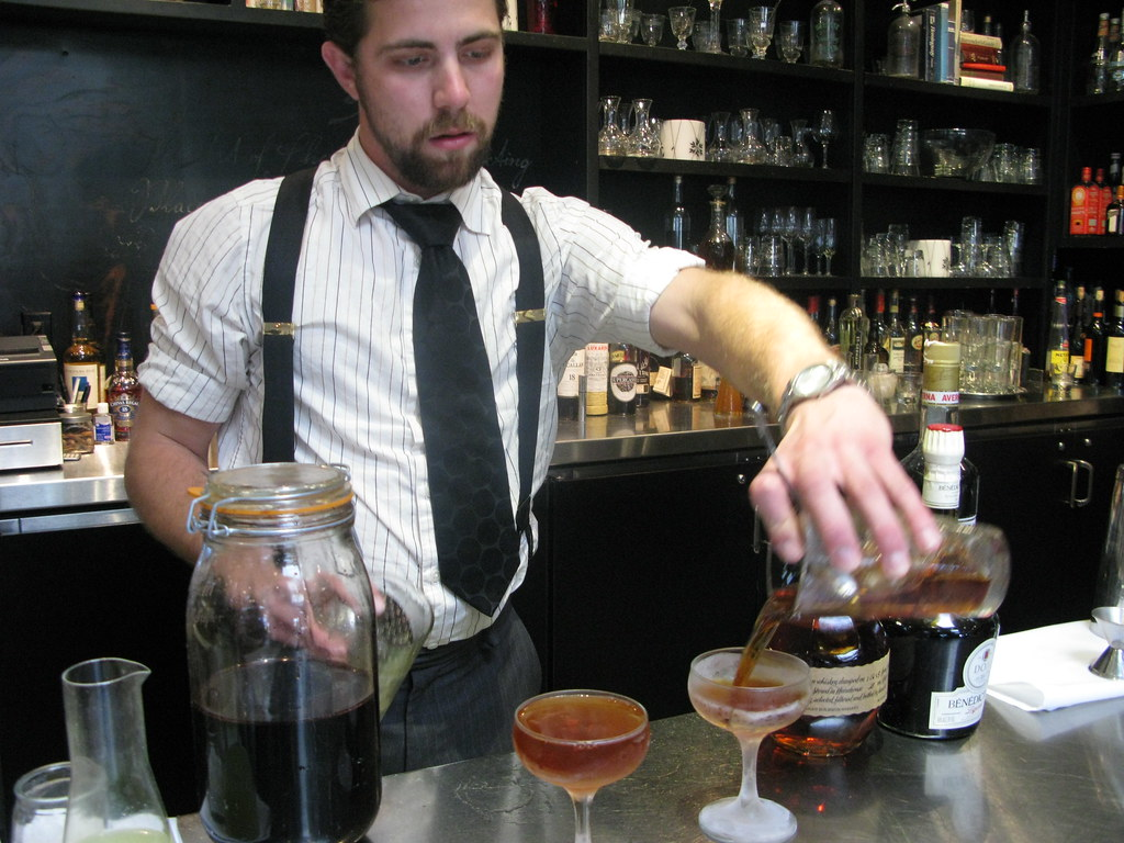 Mixologist Joel Black by Caroline on Crack