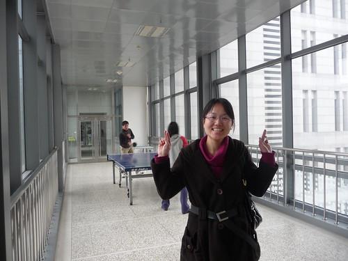 smile host walkway ping pong