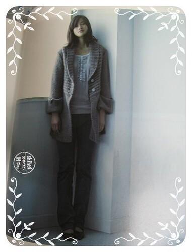 你拍攝的 07年冬日本郵購雜誌_喜歡的部份。