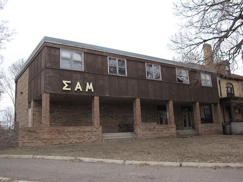 Sigma Alpha Mu House