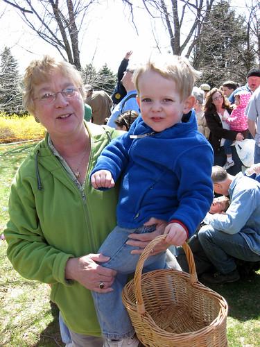 granny and erik