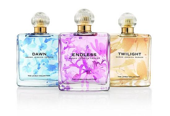 sarah jessica parker parfume