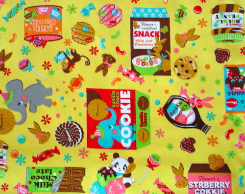 food packaging fabric