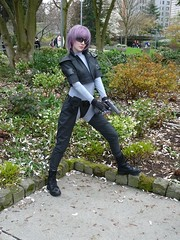 Major Kusanagi, Ghost in the Shell
