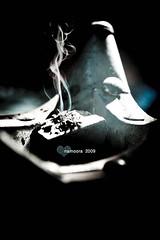 `Smoky Sweetness - The Remix (♥ ņαмooяα ♥) Tags: sweet smoke remix smell smoky 2009 incense sense دخون بخور مدخن namoora namoora2009