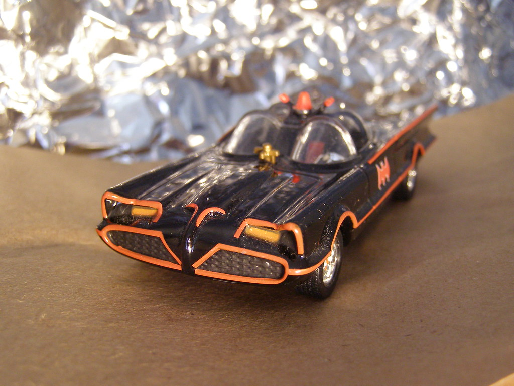1966 batman car