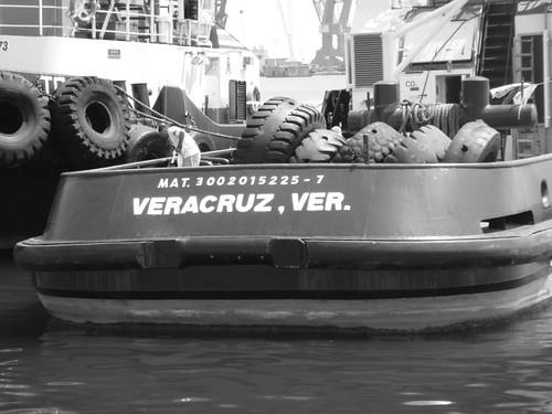 Puerto de Veracruz, Mexico.