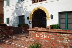 El Greco Apartments by Floyd B. Bariscale