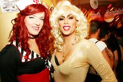 Sherry Vine & me