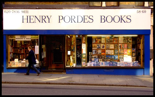 The Book Shops of Charing Cross