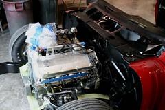 "1969 Dynacorn Camaro Engine • <a style=""font-size:0.8em;"" href=""http://www.flickr.com/photos/85572005@N00/3492418033/"" target=""_blank"">View on Flickr</a>"