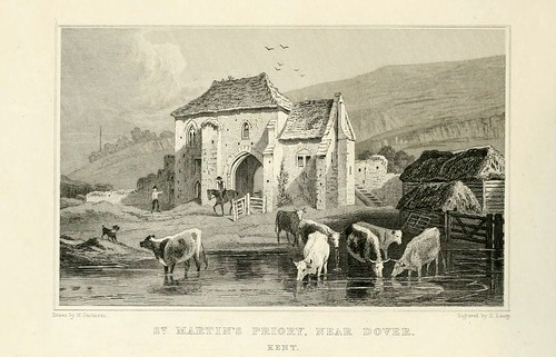 018- Priorato de San Martin cerca de Dover-1835