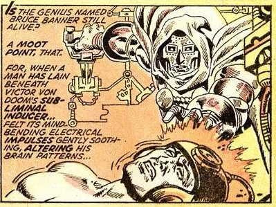 Doctor Doom Subliminal