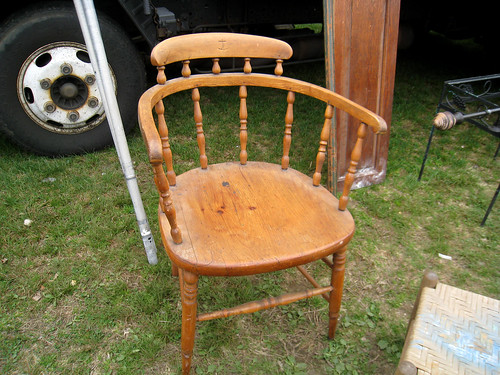 Bentwood Chair@ Todd's Farm
