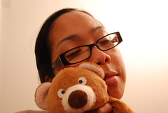 2009.119 it's not fair to deny me of the cross-eyed bear that you gave to me (novamade) Tags: selfportrait jukebox 365 alanismorissette yououghtaknow 365project misunderstoodlyrics novasmixtape withacrosseyesbear