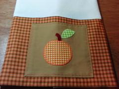 PANO DE PRATO COM APLICAO PPA 122 (Adoro Fazer) Tags: frutas de pano prato copa panos cozinha presente laranjas aplique aplicao panosdeprato patchcolagem panosdecopa aplicaoemtecido