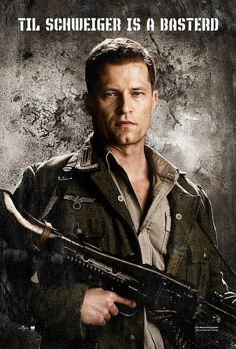 Inglouriuos Basterds Movie Posters