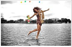 Jump on the water (ekamil) Tags: mean maximum ekamil