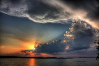Guana Sunset
