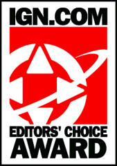 IGN Editors' Choice Award