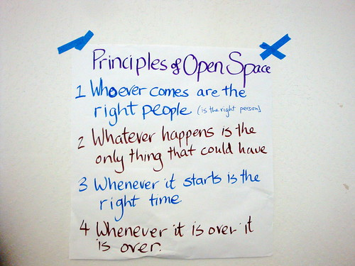 Principles of Open Space