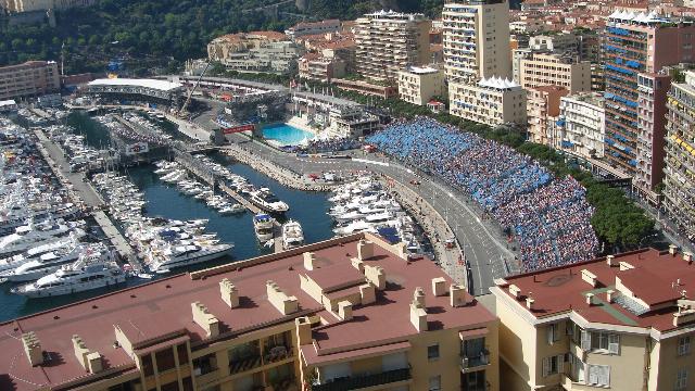 2009 Monaco GP First Practice