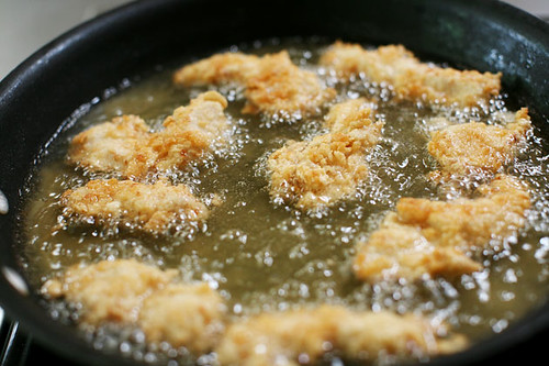 Homemade Chicken Strips | The Pioneer Woman Cooks | Ree Drummond