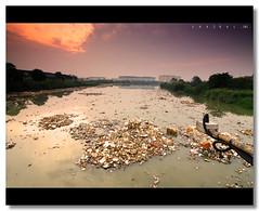 Cintailah SUNGAI kita ( Polluted River) Sungai Klang Selangor (SHAZRAL) Tags: trash canon river landscape eos pollution sungai cokin p121 sampah 450d gnd8 pencemaran azralfikri shazral