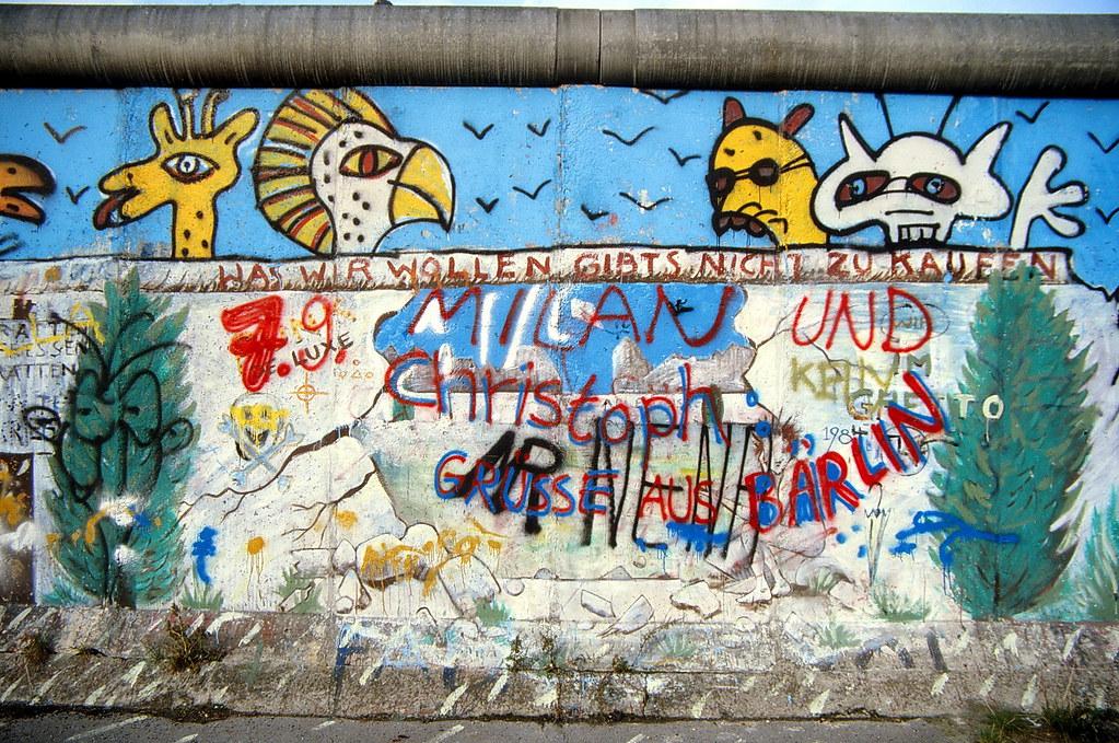 19870000 Berlin Kreuzberg Mauer Graffiti Street Art (10)
