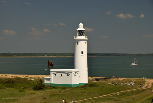 Hurst Point Lighthouse