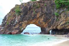 Love Gate At Koh Khai , Satun Thailand / ซุ้มรักนิรันดร์ เกาะไข่