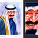 Commissioned Portrait - HRH King Abdullah