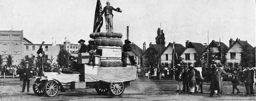 25-jarig jubileum Philips Gloeilampenfabrieken in 1916