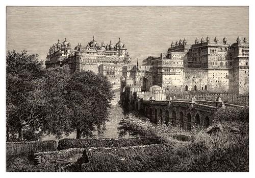 024-Urtscha India Central-La India en palabras e imágenes 1880-1881- © Universitätsbibliothek Heidelberg