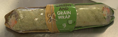 Jamba Juice - Greens and Grain Wrap, packaged